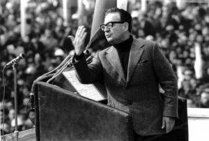 Allende discours Poirot